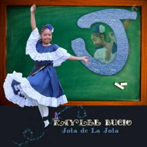 La niña Kaylee Bucio interpreta la canción de Francisco Gabilondo Soler