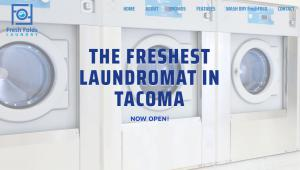 Fresh Folds Laundromat Now Open