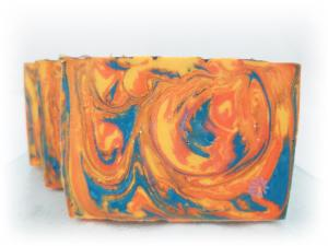 African Rain Soap by Cabbage Patch Soap