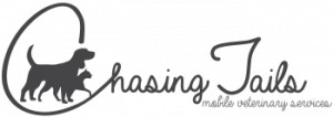 Chasing Tails is a team of mobile veterinarians serving Houston and College Station Texas.