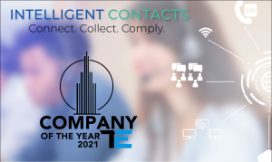 Intelligent Contacts, which provides omnichannel communications and revenue cycle management tools for some of the largest accounts receivables organizations and hospital systems in the US, has been named Company of the Year by The Technology Era.