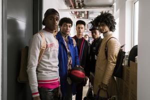 Five Models from the PRSVR Runway Show at New York Fashion Week 2021