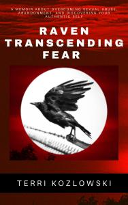 Raven Transcending Fear book cover