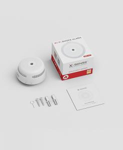 X-Sense Smart Smoke Detector
