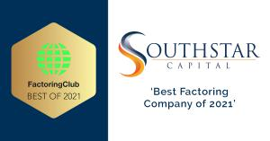 SouthStar Capital Best Factoring Company 2021