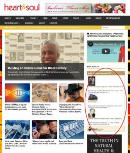 Get Black History Content for your Website