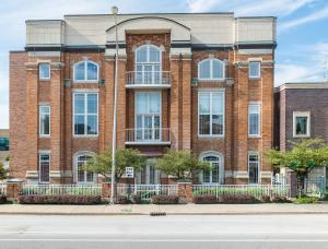 The historic red-brick building was built in 1912 and is just over 22,000sf with complete renovation and is built like new.