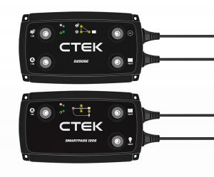 CTEK's D250SE and SMARTPASS 120S onboard charging system