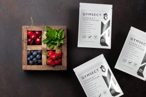 Gymsect Cricket Protein Bar Flavours And Complimentary Fruit