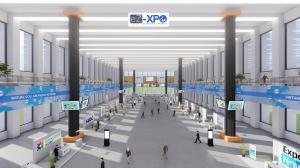 Virtual Exhibit Hall with Personalization