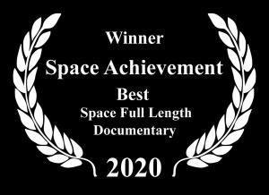 """- winner space achievement best - Institute of Space Commerce Helps Launch Award-Winning Doc """"The High Frontier: The Untold Story of Gerard K. O'Neill"""""""
