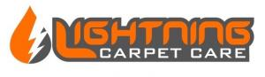 Lightning Carpet Care Logo