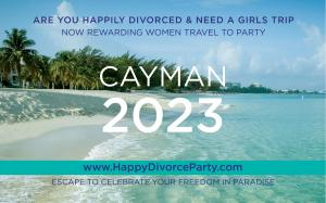 Participate in Recruiting for Good Referrals Program to Earn Party in Paradise #happydivorcedparty #partyinparadise www.HappyDivorceParty.com