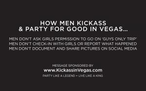 How Men Kickass & Party for Good in Vegas #landkickassjob #remotetechjob #travel2party #vegasrewards #partyforgood www.KickassinVegas.com