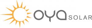 OYA Solar Logo