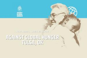 Against Global Hunger - New Name, New Mission