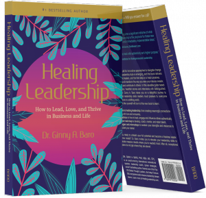 Healing Leadership book