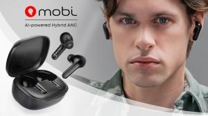 Mobi 1 Hybrid ANC earbuds