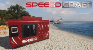 Download Now_SPEE3DCraft title screen