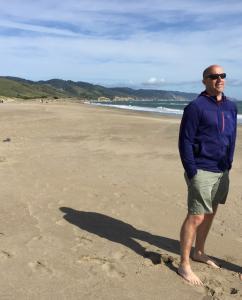 John Weber, Marine Spatial Planning Director