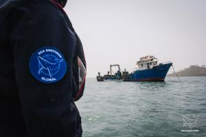 Jianmei 3 arrested in the port of Kent.