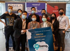 Mbanq Labs 2nd cohort entrepreneurs