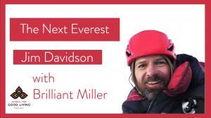 Jim Davidson Podcast Cover Image