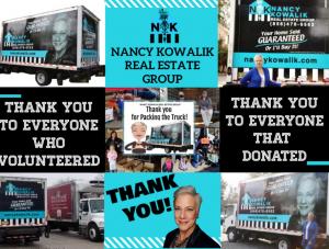 Nancy Kowalik Real Estate Group Fights Hunger