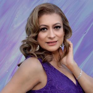 Tami Sandoval cantante de Veracruz, Mexico