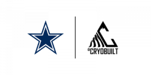 CryoBuilt is the official cryotherapy partner of the Dallas Cowboys