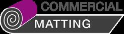 commercial matting logo