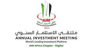 AIM Africa Logo
