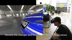 Review Gap and Flush Studies in Full VR