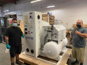India Receives Oxygen Generators from PCI