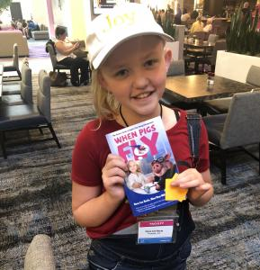 Best Selling Author  Neva Lee Recla - When Pigs Fly: The Parents Guide to Raising Your Young Entrepreneur