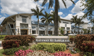 Gateway at Sawgrass, one of Miami Manager's properties in South Florida