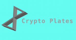 Crypto Plates logo