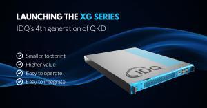 Cerberis XG Quantum Key Distribution system