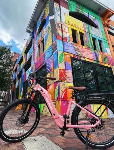 City Robin Step-Thru Electric Bike