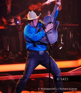 Doug Adkins at The Voice Of Germany 2020