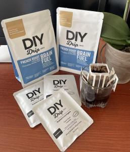 DIYDripCoffee (single served pour-over)