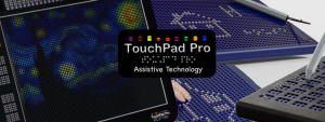 Touchpad Pro and BrailleDoodle - products for Tactile graphics and braille - read full description here tppat.com/descriptions/