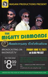 Mighty Diamonds concert