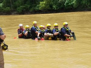 This course will undoubtedly help many of our Cajun Navy 2016 volunteers be better prepared should they need to respond during this rainy season, saving more lives in the process.