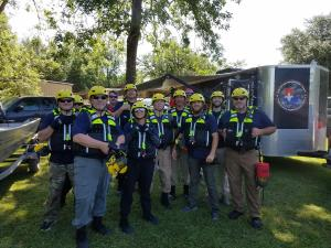 Armed with these life-saving skills, when the next flood event happens, Pinnacle Search and Rescue (Cajun Navy 2016) will be able to quickly and efficiently save lives in the line of duty.