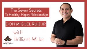 Don Migual Ruiz Jr Podcast Interview