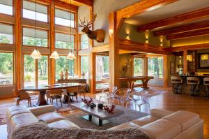 Incredible accommodations for guests