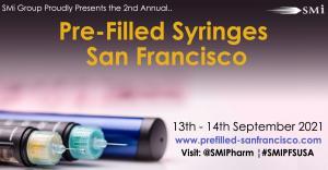 Pre-filled Syringes San Francisco Conference 2021