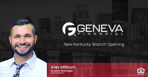 Headshot of New Kentucky Branch Manager, Alex Milburn