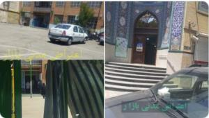 June 18, 2021 - Low turnout in Iran sham election in the city of Tehran.